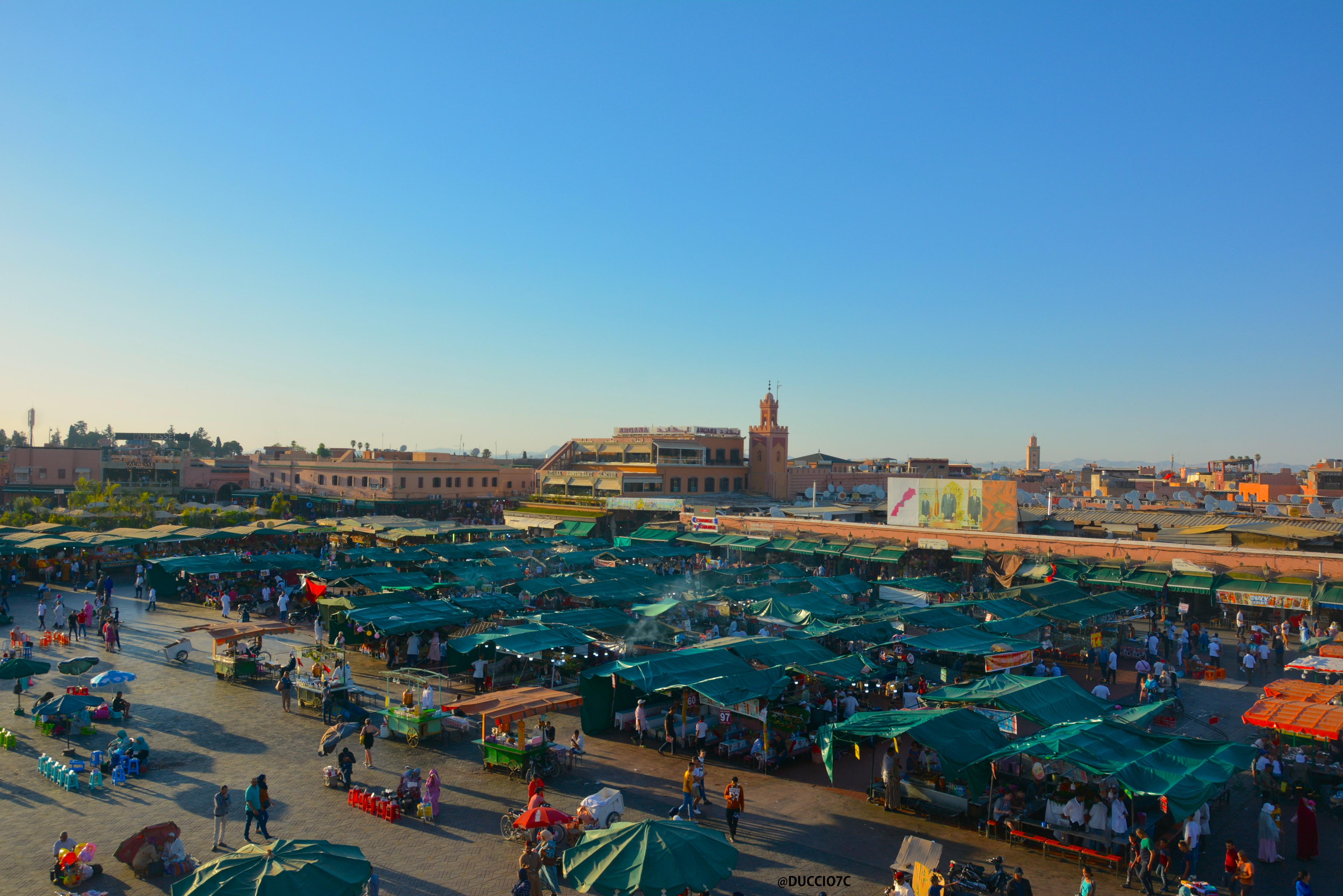 piazza jamaa el-fna